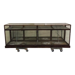 1920s Vintage Display Counter For Sale