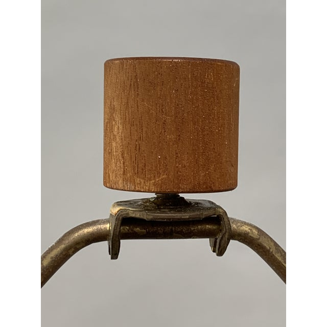 Mid-Century Modern Ceramic Lamp by Jane and Gordon Martz For Sale - Image 10 of 12