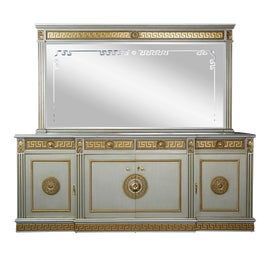 Image of Mirror Credenzas and Sideboards