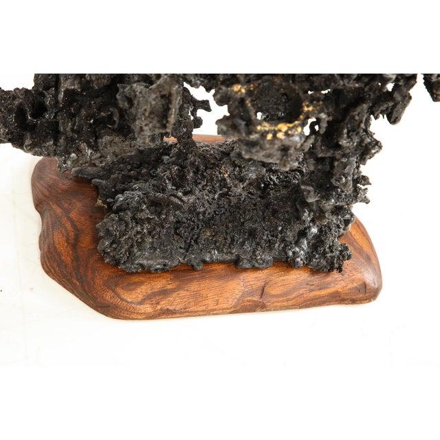 """James Bearden """"Sprawl #4"""" Brutalist Sculpture For Sale - Image 10 of 11"""
