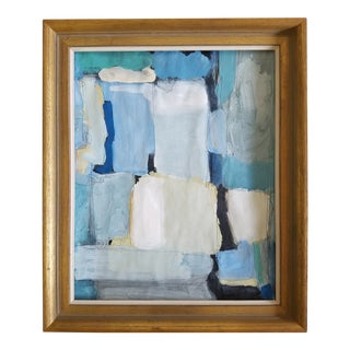 Beth Downey Abstract Framed Painting For Sale