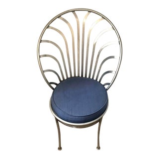 Shaver Howard Arthur Umanoff Scallop Back Dining Chair - 3 Available For Sale