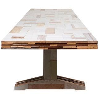 Waste Table Scrapwood by Piet Hein Eek For Sale
