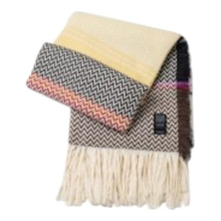 Mandal Veveri Wool Throw