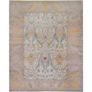 Mansour Exceptional Handmade Bidjar Rug