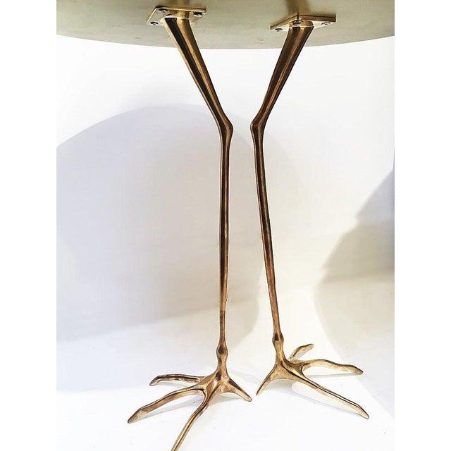 """""""Traccia""""Table By Meret Oppenheim For Simon Collezione, Circa 1970'S"""