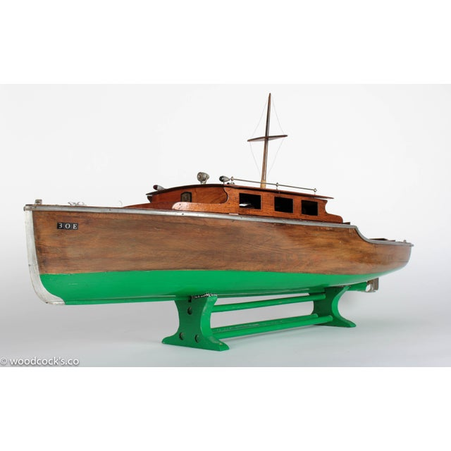1940s Steam Powered Wooden Boat - Image 2 of 11