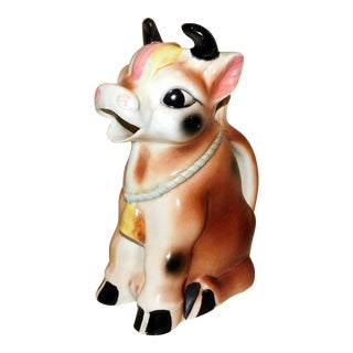 Vintage Cow Creamer For Sale