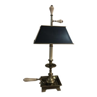 Vintage Chapman Brass Table/Desk Lamp