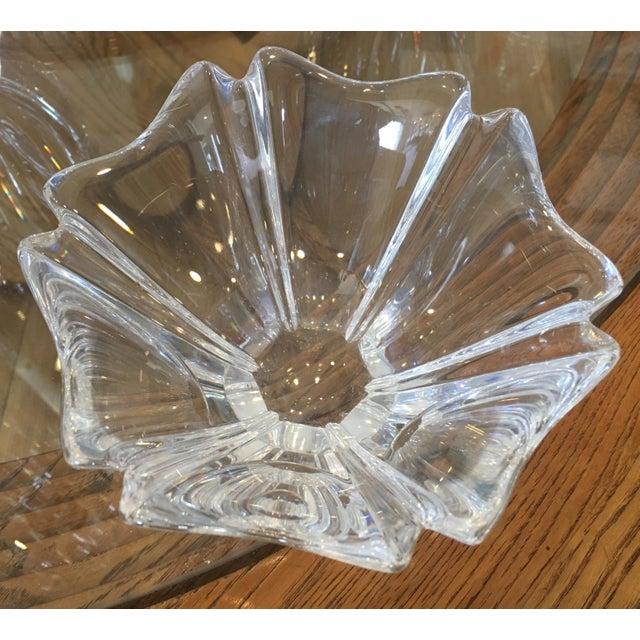 Orrefors Orion Crystal Bowl - Image 6 of 11