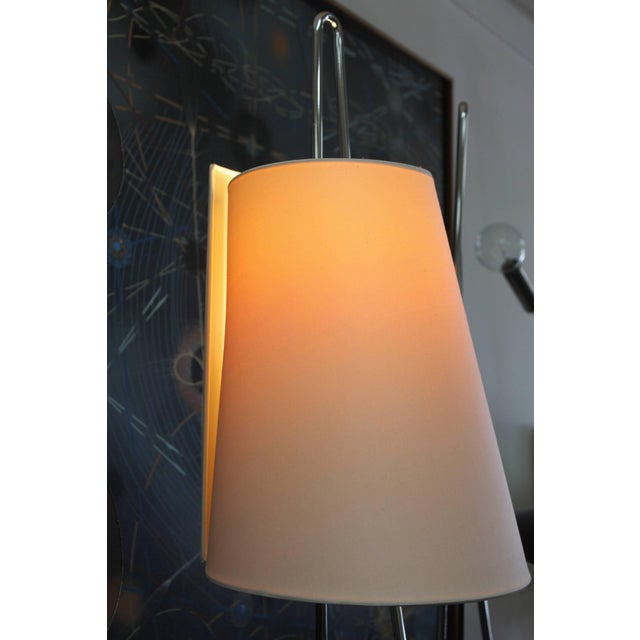 1970s Floor Lamp by Italiana Luce For Sale - Image 5 of 7