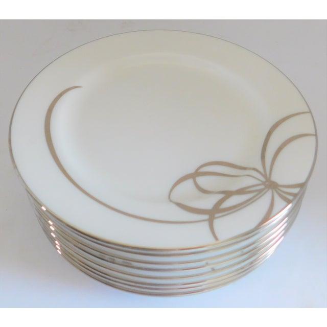 40 Piece Set - Kate Spade Lenox Belle Boulevard Porcelain Dinnerware -Service for 8 For Sale - Image 9 of 13