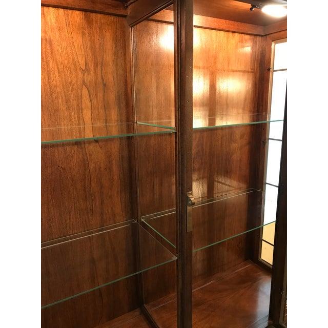 Raymond Sabota Century Furniture Company China Cabinet For Sale - Image 4 of 7