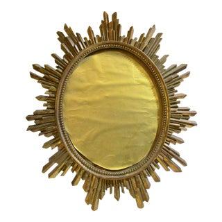 1920s Vintage Sunburst Frame For Sale