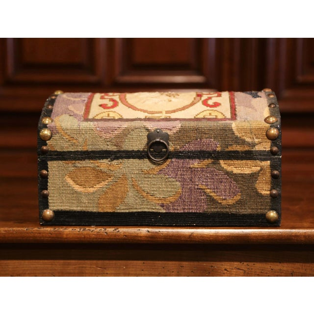 Place this decorative box on a coffee table to store your remote controls, or display it on a shelf. The box with bombe...