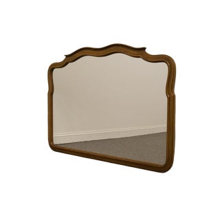 Country French Regency Style Wall Mirror For Sale