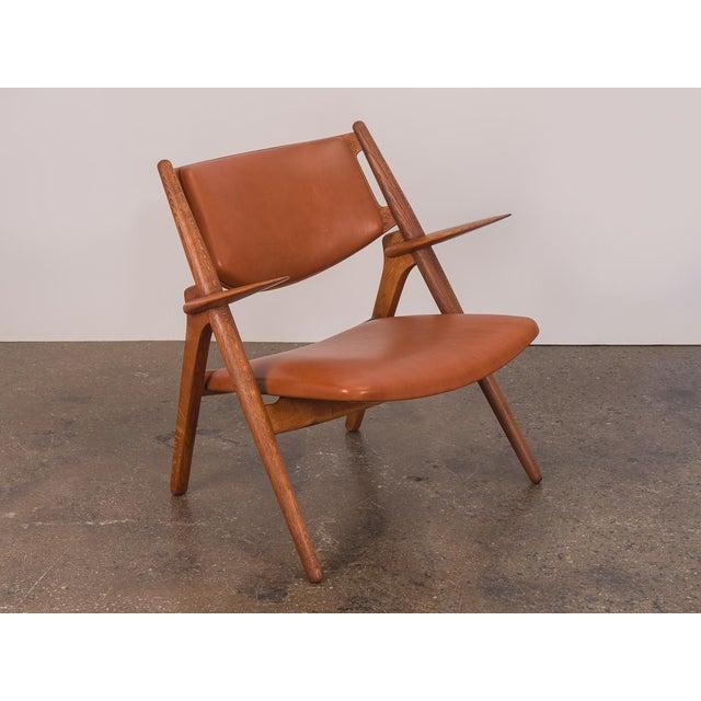 Hans J. Wegner Ch-28 Armchair for Carl Hansen & Son For Sale - Image 12 of 12