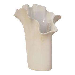Porcelain Vase by Claus Josef Reidel for Rosenthal For Sale