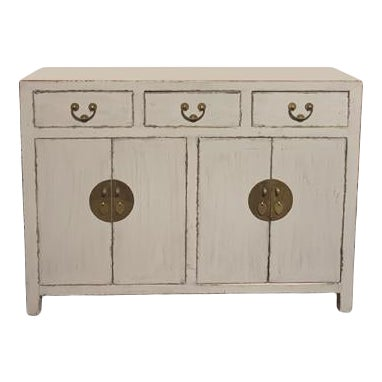 Gray Ming Buffet For Sale