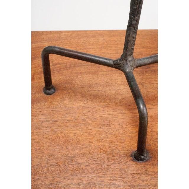 Kinetic Wrought Iron Sculpture by Robert Kuntz - Image 5 of 5