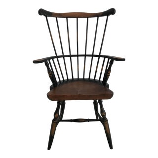 Miniature Doll Size Windsor Chair For Sale