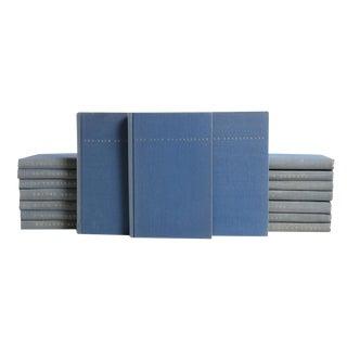 Pocket-Sized Blue Shakespeare Books - Set of 23