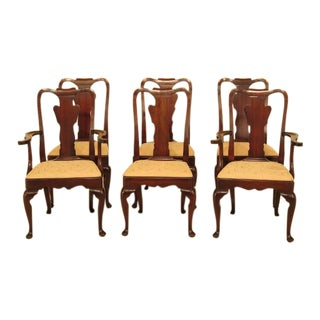 Statton Stratford Cherry Dining Room Chairs - Set of 6