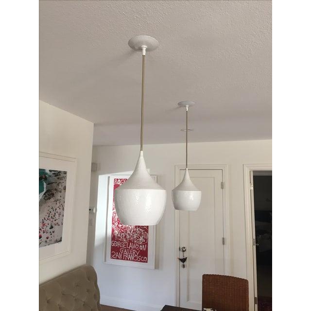 Arteriors Home Arteriors Ziggy Pendant Light For Sale - Image 4 of 8