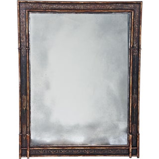 20th Century Painted Mirror For Sale