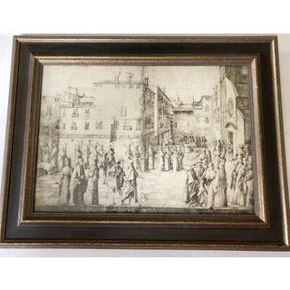 Bellini Framed Art Preview