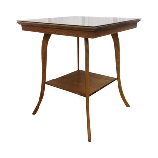 T.H. Robsjohn Gibbings Klismos Table