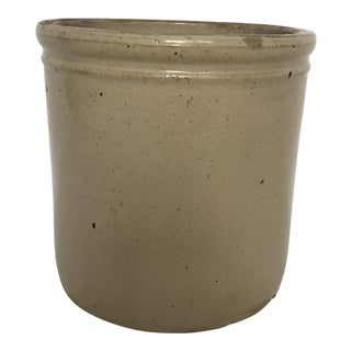 Antique Pottery Crock