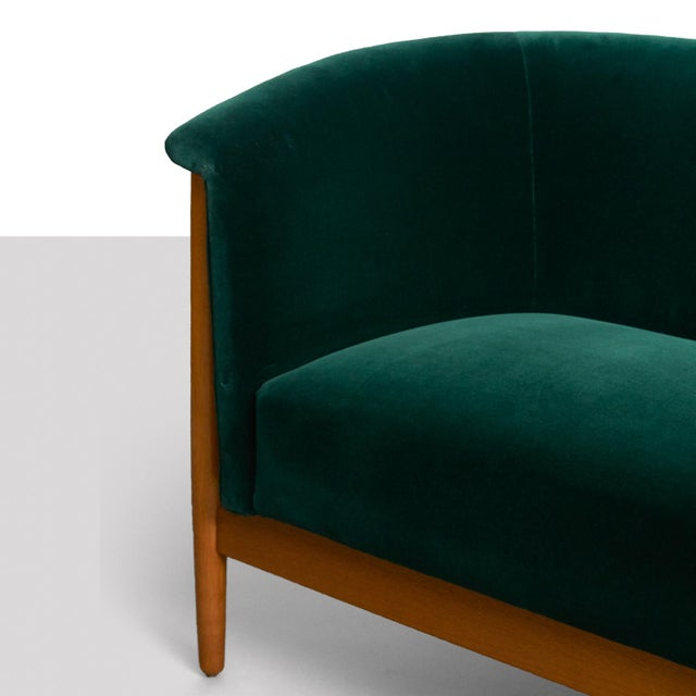 Nanna Ditzel Curved-Arm Sofa For Sale In San Francisco - Image 6 of 9