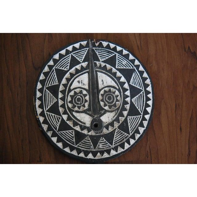 West African Sun Mask Tribal Art Chairish