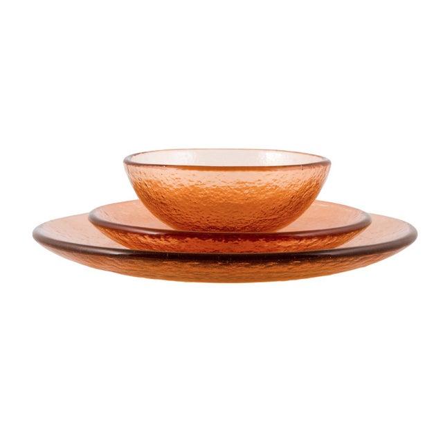 Fire & Light Copper Dinner Plate - Image 1 of 2