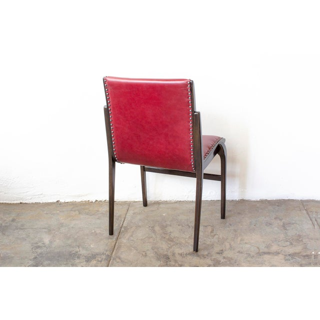 Axel Larsson Kungsor Stolen Bentwood Swedish Side Chairs - a Pair For Sale - Image 4 of 7