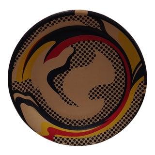 Roy Lichtenstein, Paper Plate Sculpture (1969), Original For Sale