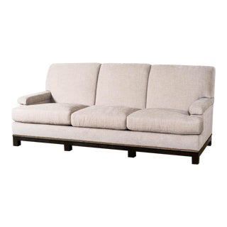 Mr. & Mrs. Howard Upholstered Salon Sofa For Sale