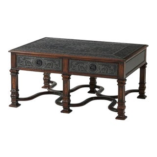 French Neo Classic Coffee Table For Sale