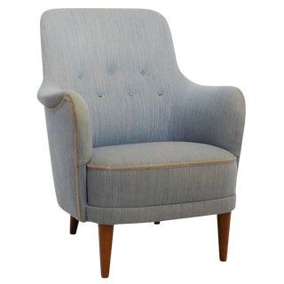 Carl Malmsten Armchair For Sale