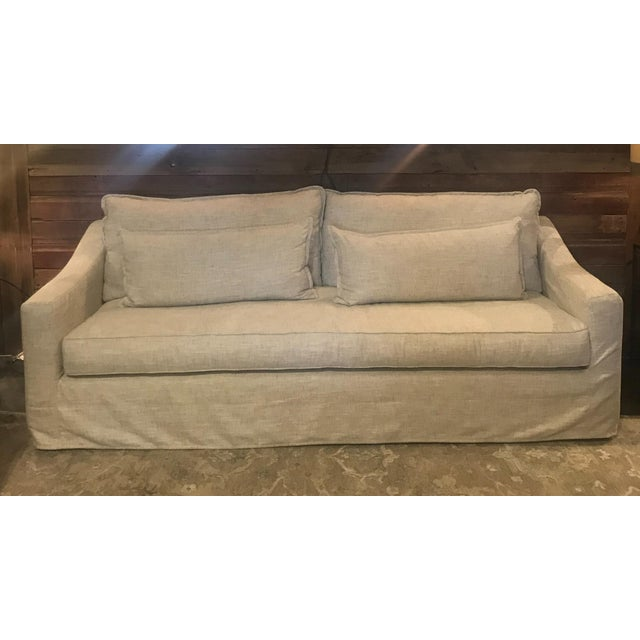 Moss Studios Darcy Standard Sofas For Sale - Image 10 of 10