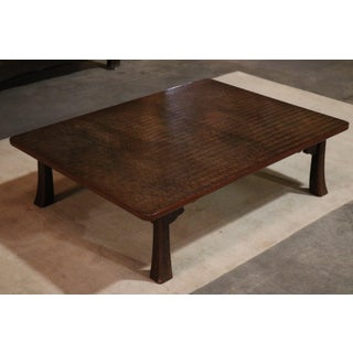 Late 19th C. Japanese Ajiro Table Preview