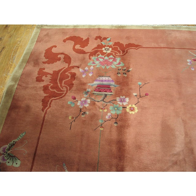 Art Deco Chinese Art Deco Rug For Sale - Image 3 of 5