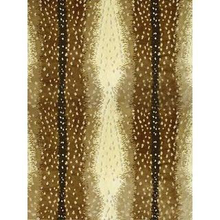 Scalamandre Antelope, Tawny Fabric For Sale