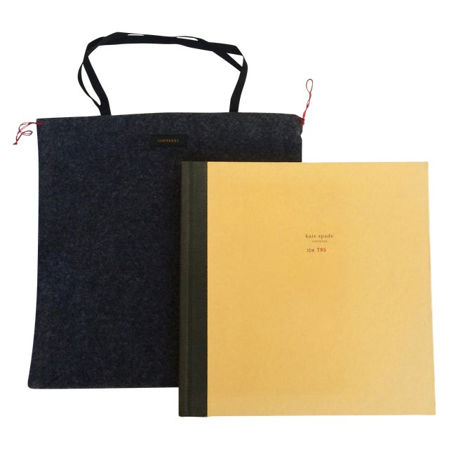 """Kate Spade """"Contents"""" Book - Image 1 of 6"""