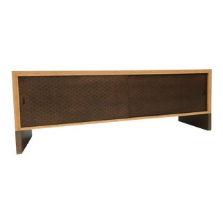 Custom Furniture Builders Modern Credenza