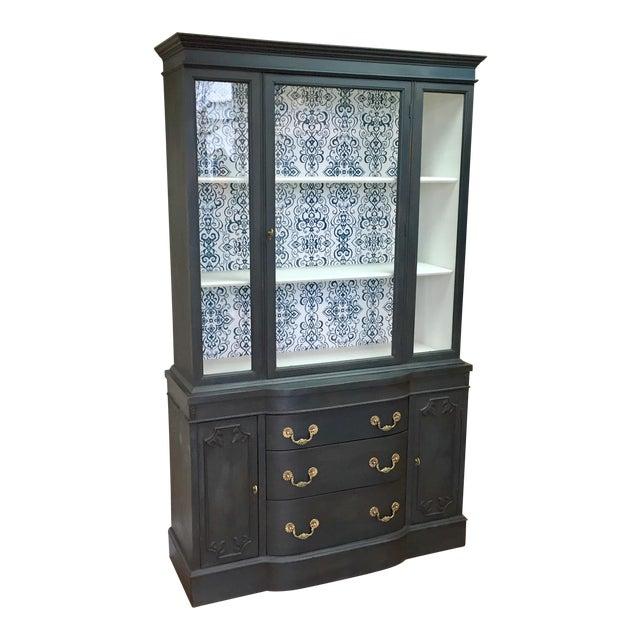 Vintage China Cabinet - Image 1 of 11