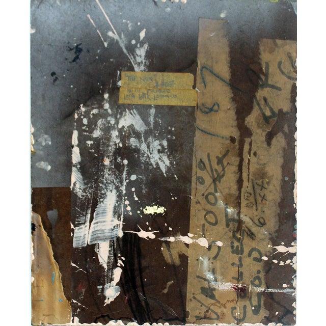 "Artist: Leon Lank Leonard Title: The Nun Date: 1960 Medium: Encaustic on canvas board Dimensions: 16"" x 20"" Leon Lank..."