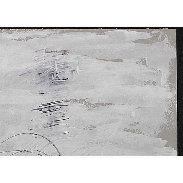 """Abstract """"November"""" - Original Abstract Drawing by Carolyn Reed Barritt For Sale - Image 3 of 5"""