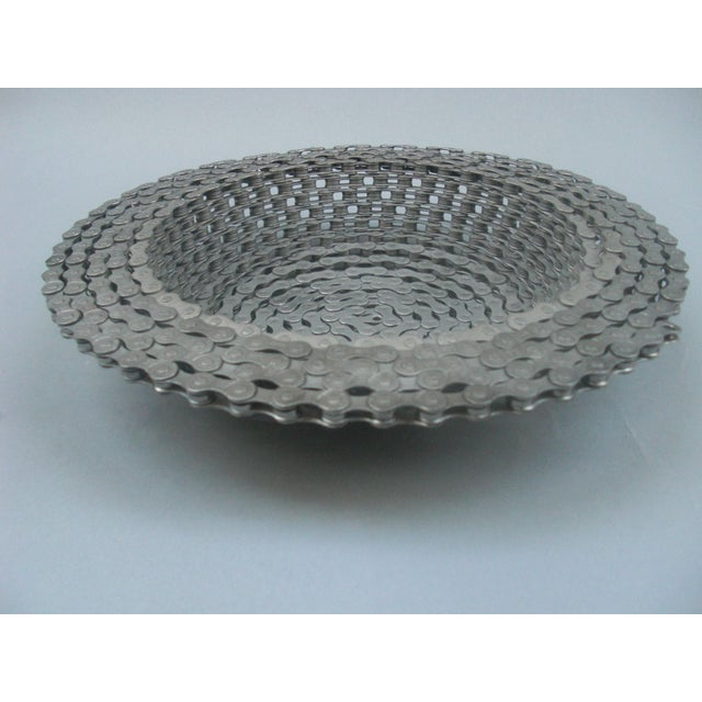 Bicycle Chain Bowl - Image 2 of 3